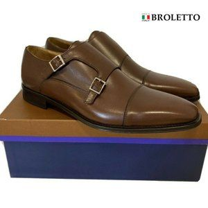 Broletto Double Monk Strap Men's Loafers